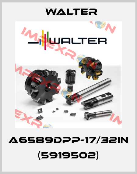 Walter-A6589DPP-17/32IN (5919502) price