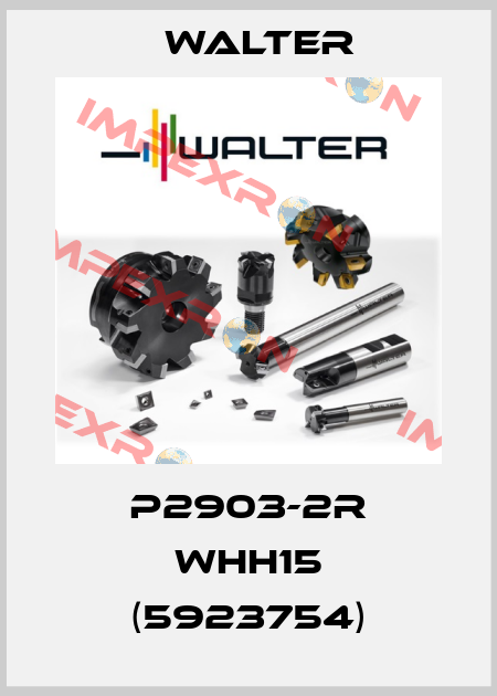 Walter-P2903-2R WHH15 (5923754) price